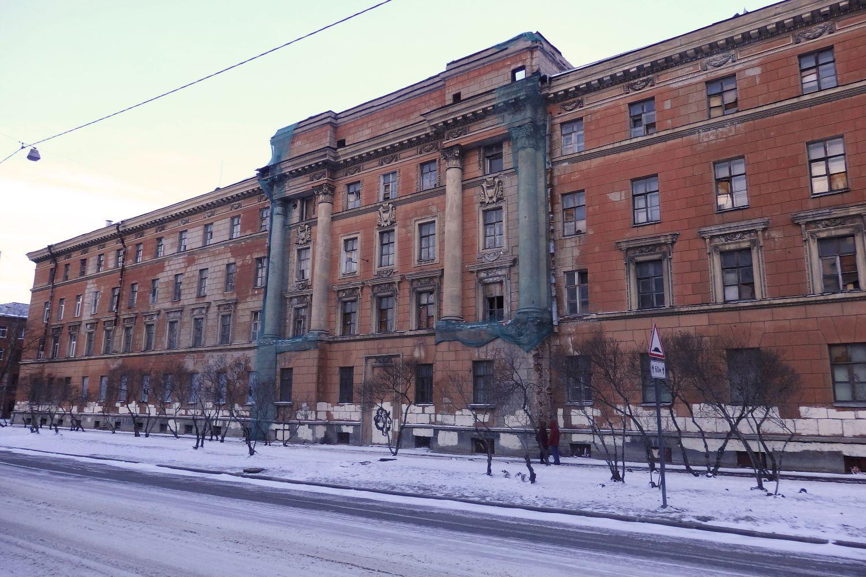 Утепление фасада при капитальном ремонте